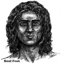 Rani Fost, when he was human.