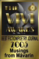 So, are you reading my award-winning fiction?