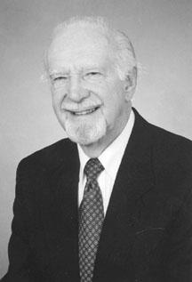 Dr. Frank E. Funk, WWII vet