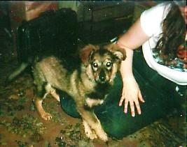 Jenny in 1978.