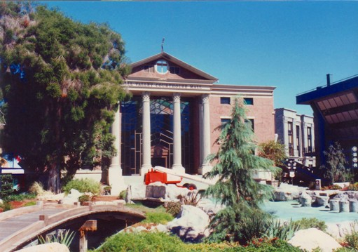 the courthouse, 2015 version, circa 1989