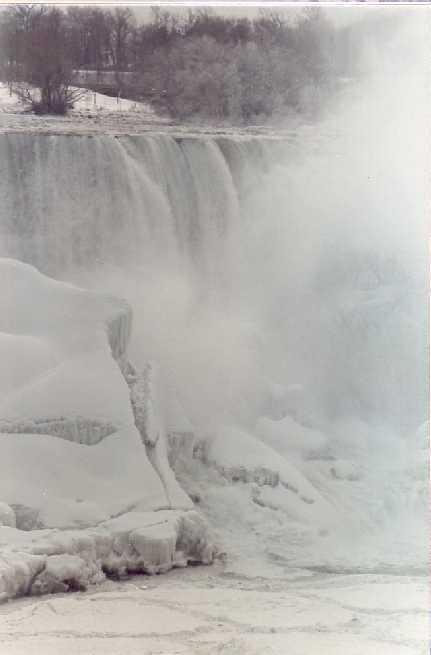 Niagara Falls, 1986.