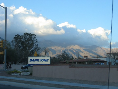 Bank One and the Catalinas