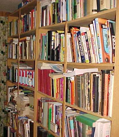 some of our books