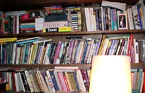 some of *my* books