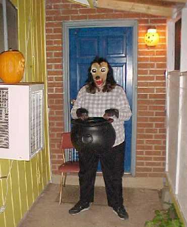 Halloween 2002, I think