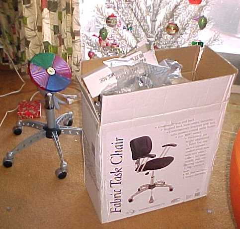 the chair box