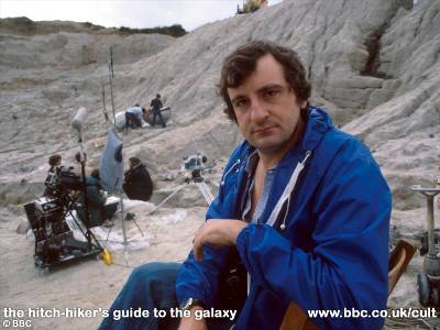 Douglas Adams on the location of the HG series