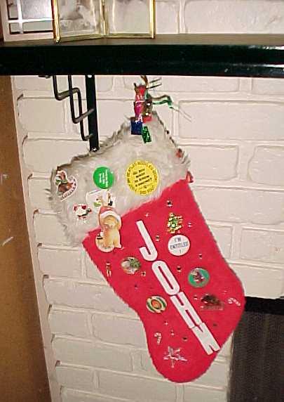 John's stocking