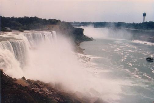 Niagara Falls, 1985.