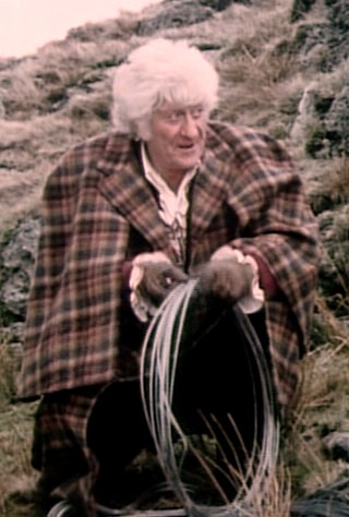 Pertwee really knew how to reel you in with a story.