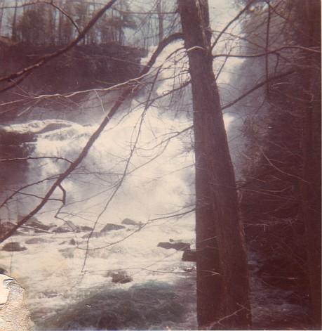 Pratt's Falls, site of Senior Skip Day
