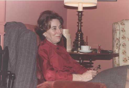 Ruth in 1986