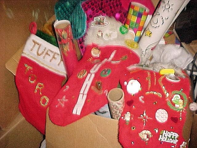 box o' decorations