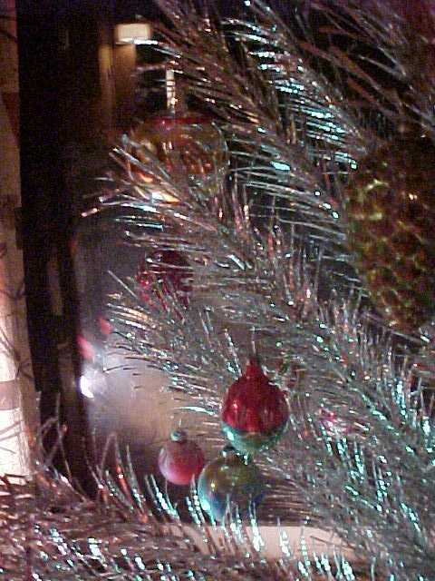 our aluminum tree in 2004