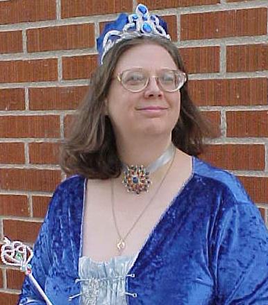 Karen in 2001