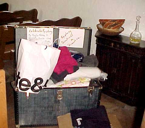 the Epiphany trunk