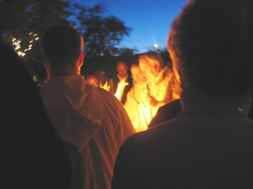 Easter Vigil at St. Michael's